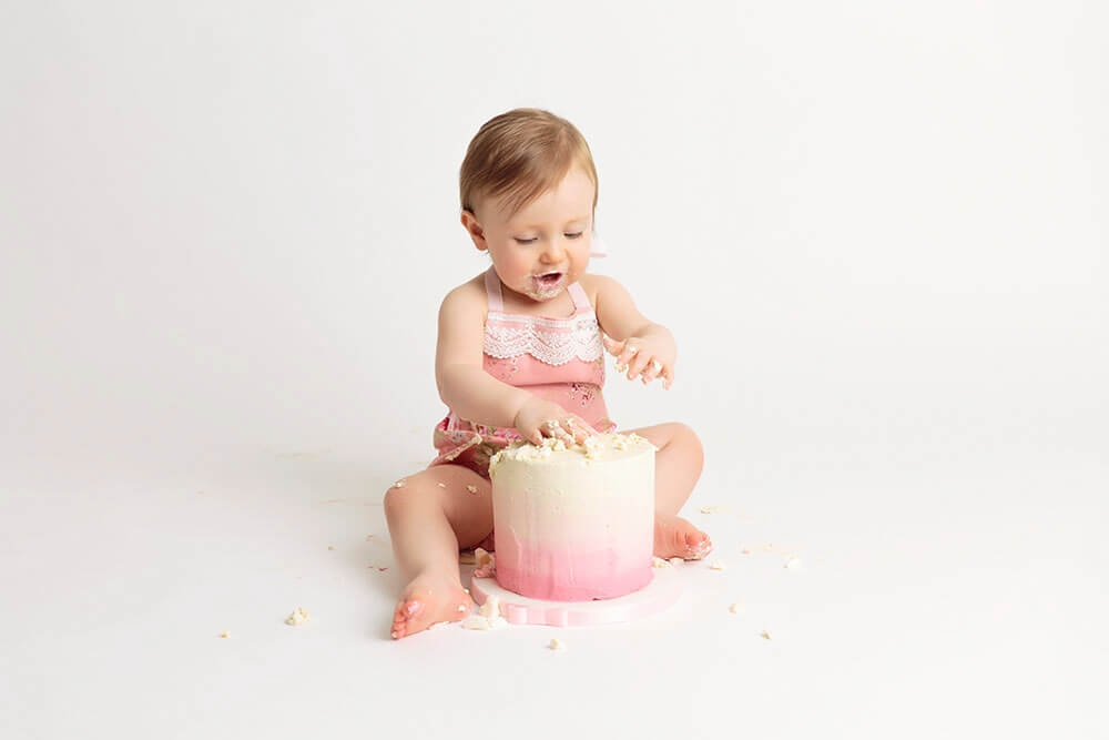 Cake Smash Glasgow